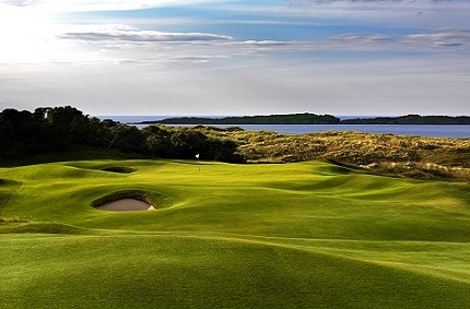 Golfing vacations, golfing in ireland, golfing trips, luxury golfing vacations