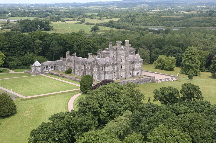 Crom Castle | Elegant Ireland | Luxury holidays Ireland | Elegant Irish Tours| Vacations in Ireland