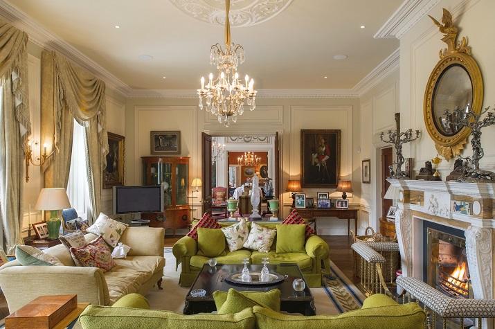Luxury Mansion | Elegant Ireland | Luxury Holidays Ireland | Elegant Irish  Tours | Vacations In