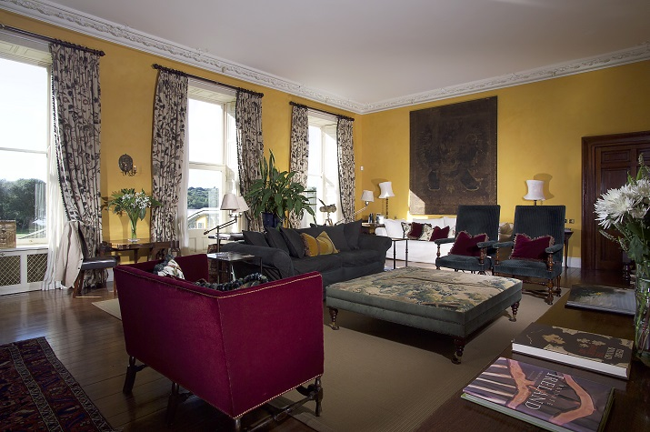 Cork Mansion | Elegant Ireland | Luxury holidays Ireland | Elegant Irish Tours