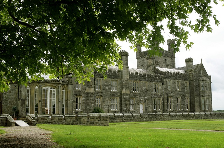 Castle Fermanagh, castles in ireland, ireland castles, castles to stay in ireland, Luxury accommodations, Irish Vacations,  Elegant Tours
