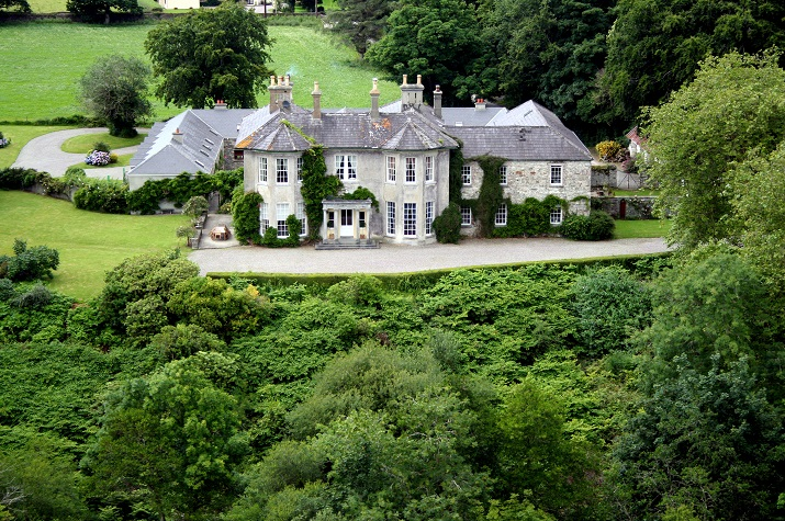 Beaufort  House Kerry, luxury exclusive rental;